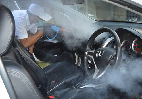 کارواش بخار استاندارد،Standard steam car washes